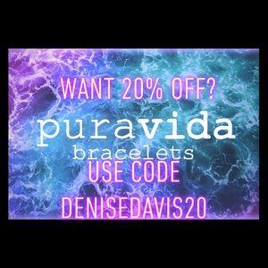 FREE Pura Vida Discount Code!!!!🤑